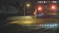 国道292号 姫川原交差点